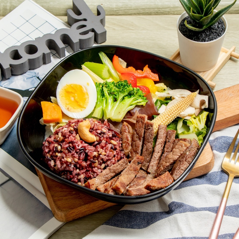 糧筷 低卡養生輕食