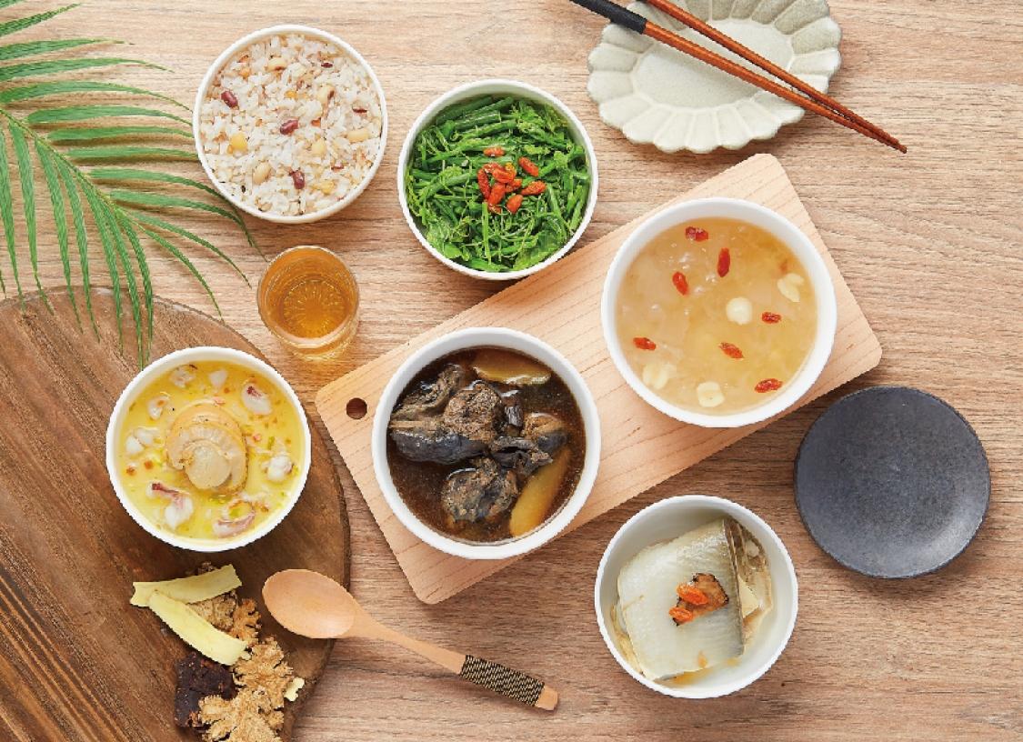 紫莉|津田生機頂級月子餐