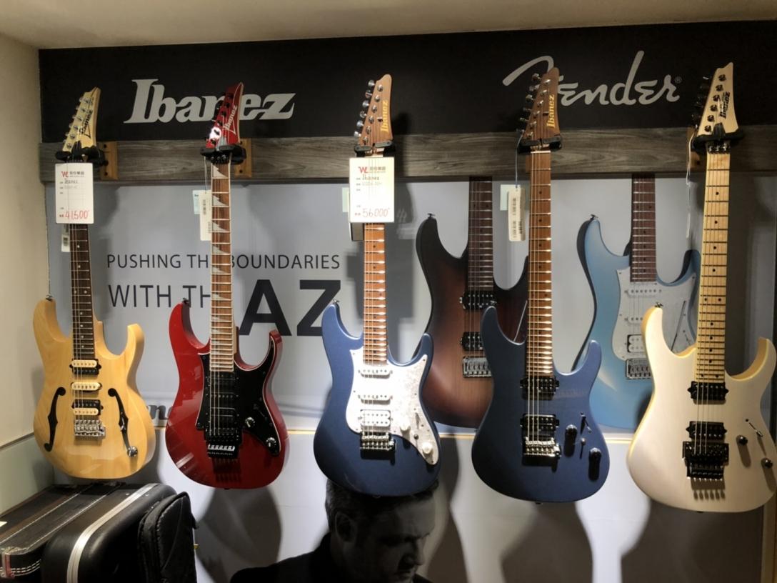 板橋宛伶樂器 新北樂器行 板橋學吉他