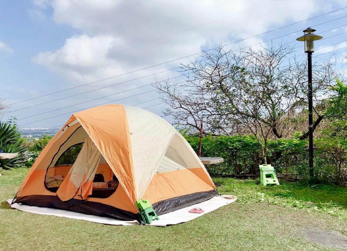 碁園露營區