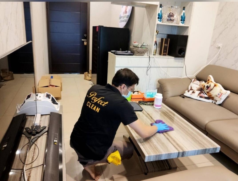 璞玉完美清潔 台北新北板橋居家清潔
