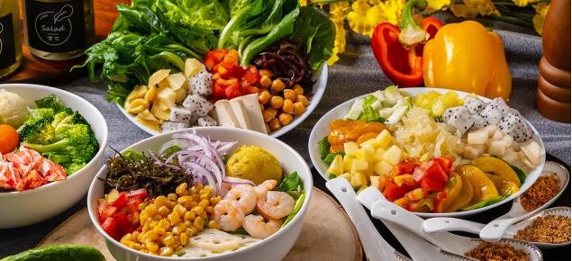 台中中西區必吃美食推薦-澄芯沙拉