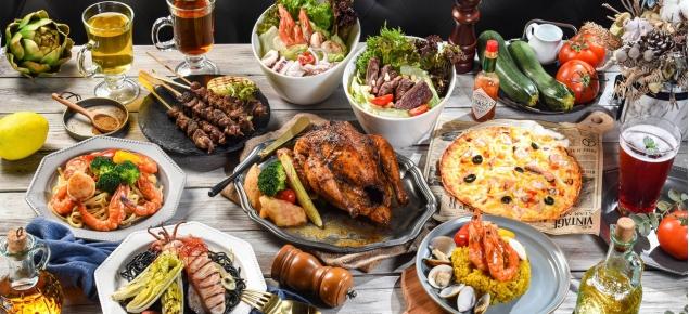 鼓山義式餐廳-Green餐廳