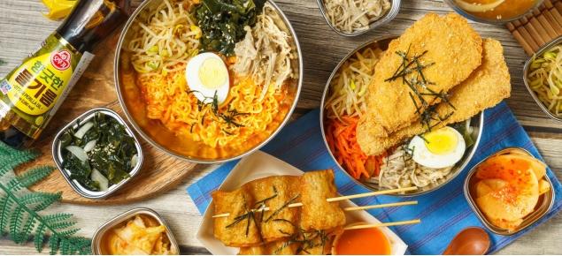 台中大里韓式料理-幸福歐巴