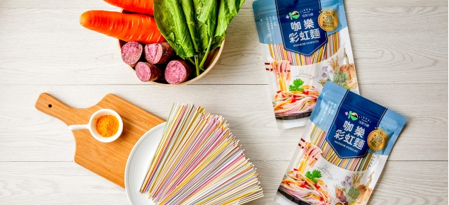 家食佳食 咖樂彩虹麵