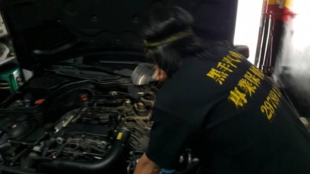 汽車維修-黑手汽車專業保修廠