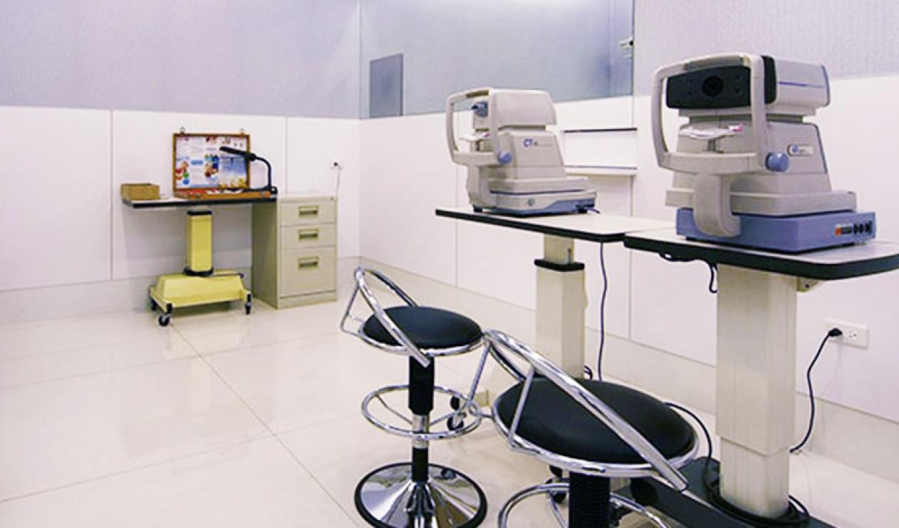 安泰眼科診所