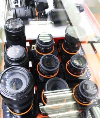 長勵攝影器材
