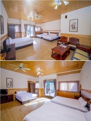 南投清境農場黃山會館-包棟民宿旅遊住宿