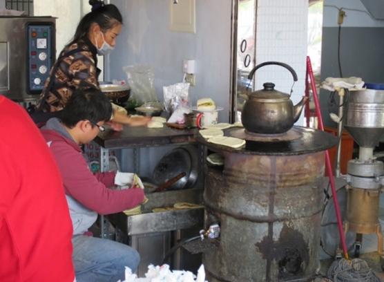 孫家豆漿早餐店
