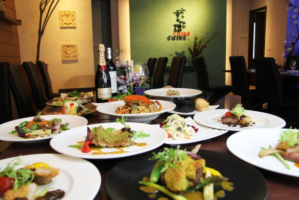 享櫻SHINE和風西洋料理