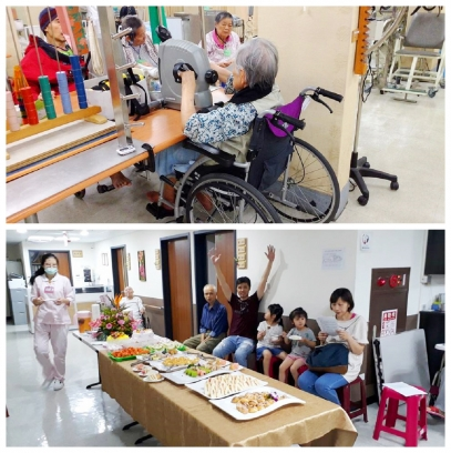 新北市私立長園老人長期照顧中心-養護型