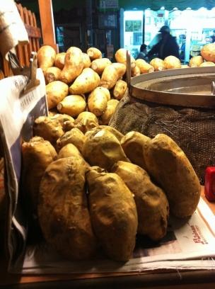 碳薯烤地瓜