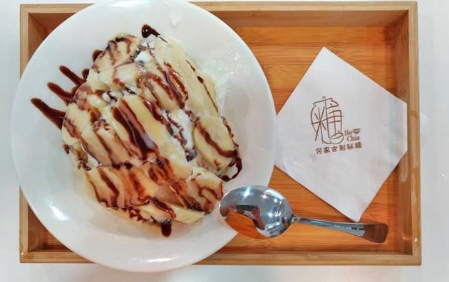 板橋冰品-何家古制秘糖甜品