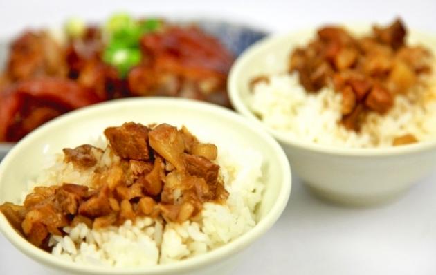 雲林斗南郎滷肉飯美食