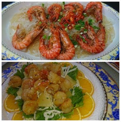 梅山清海美食城餐廳