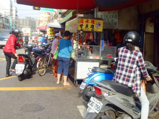 雞董甘蔗雞-桃鶯店