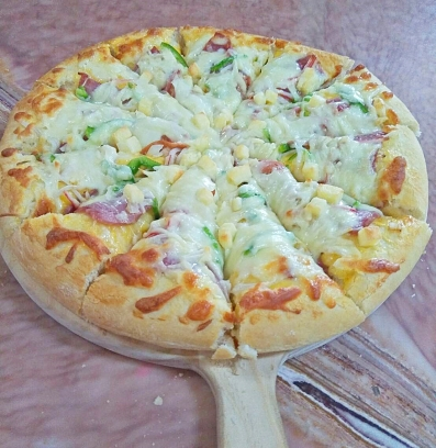 小金門七師傅披薩