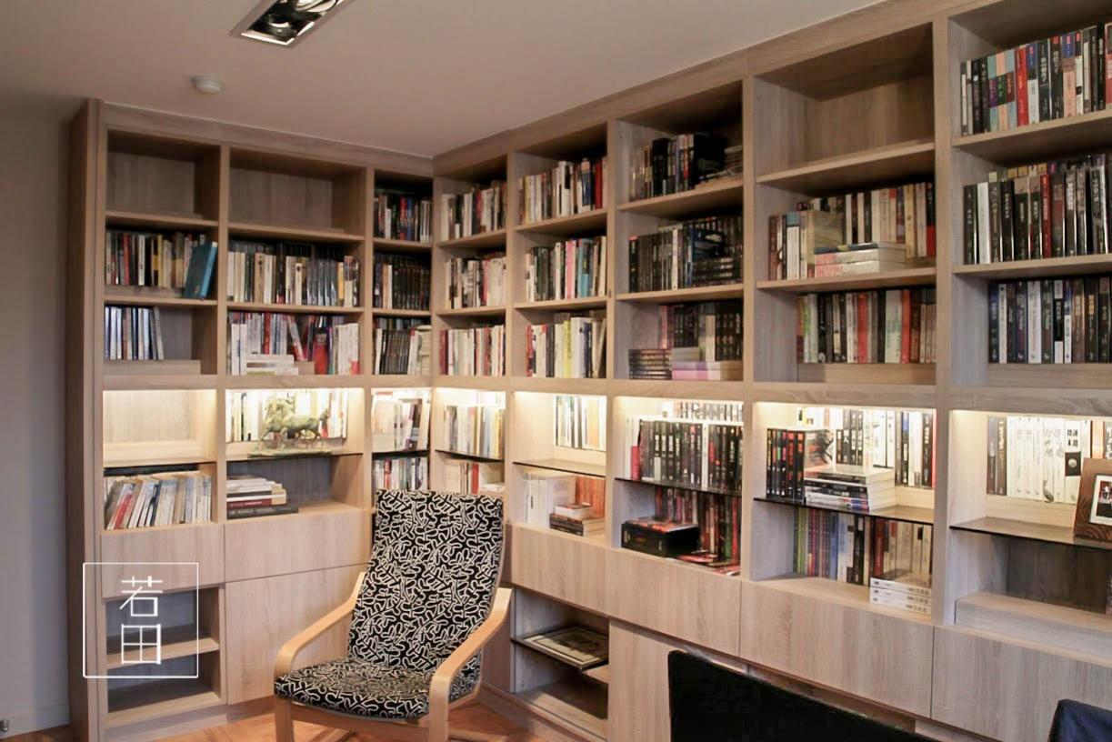 台北市若田室內設計規劃系統傢俱櫃