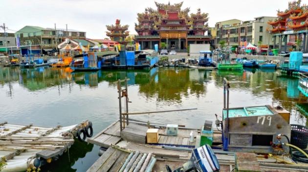 台南觀光-永順號遊潟湖