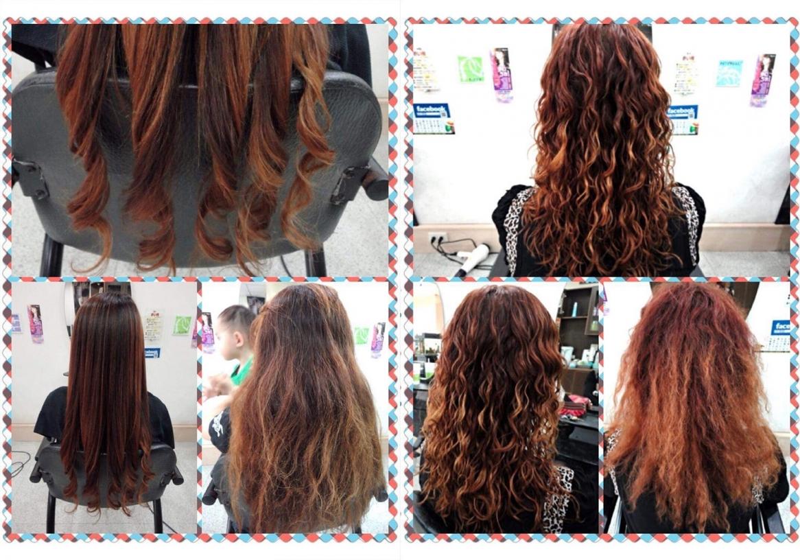 紅柿子髮型屋-嘉義西區美髮髮廊