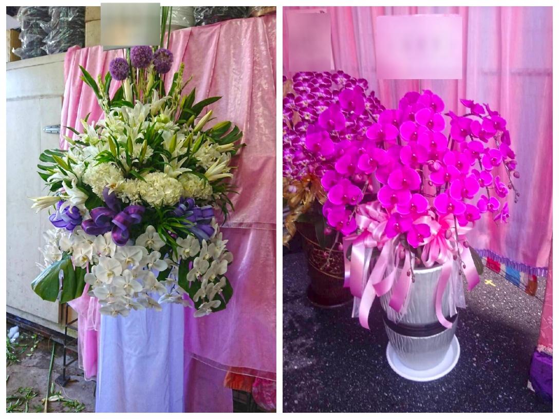 日新玫瑰鮮花店