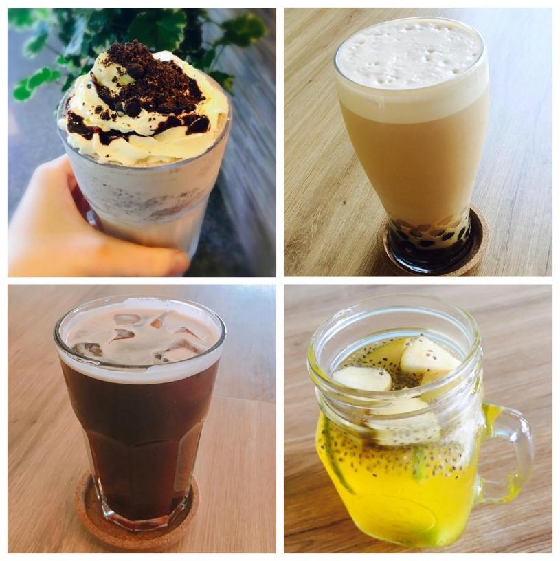 夏蜜綠輕食咖啡館