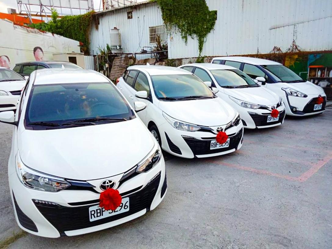 花蓮兆豐國際租車