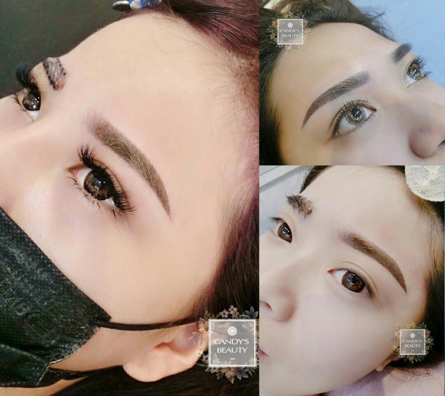 凱蒂絲高雄美甲美睫/霧眉眼線潤唇微刺青