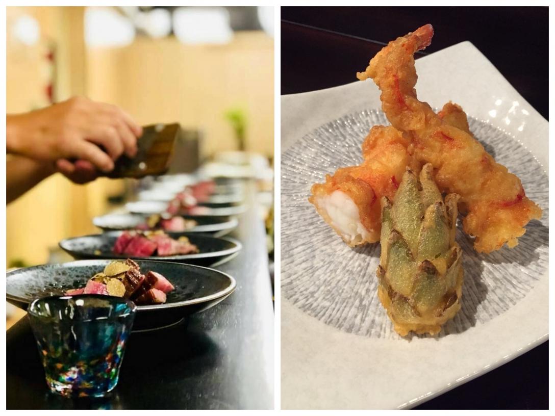 中山區日本料理 和蒔炭火割烹
