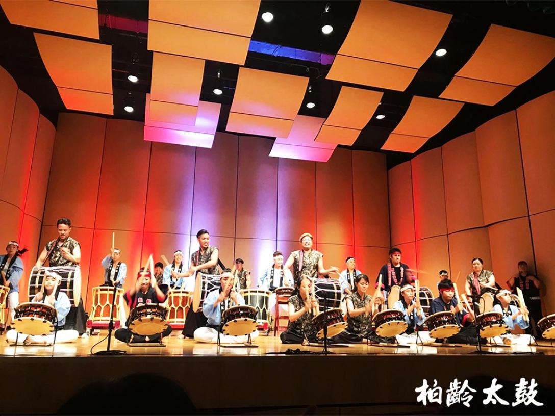 台北市中山區-柏齡太鼓-太鼓青少團