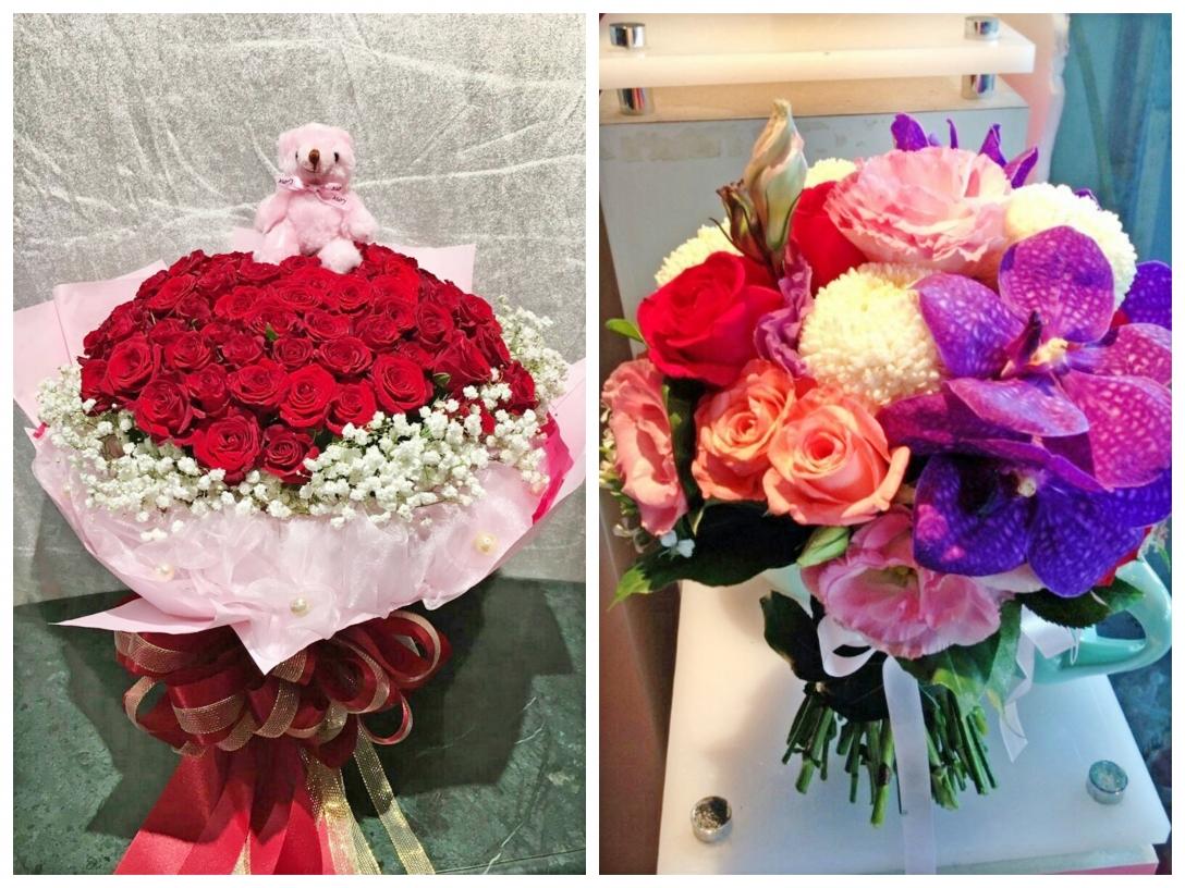 紫玫瑰花店