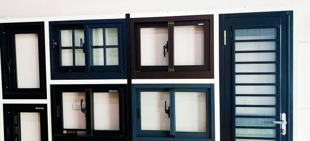 坤森鋁門窗