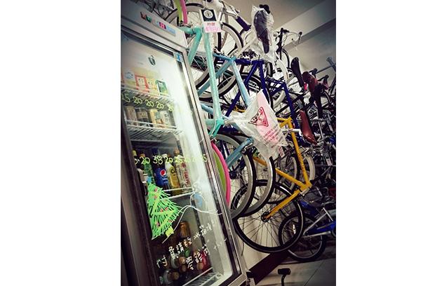 榮泰自行車行
