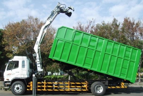 名勝環保企業社廢棄物處理
