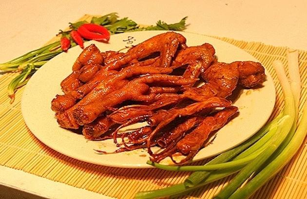 雞腳王滷味