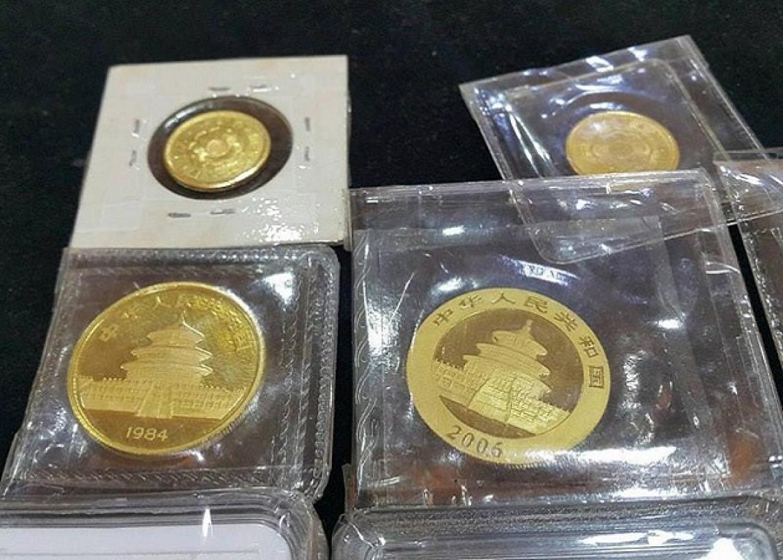 土城郵幣社/高價收購金銀幣