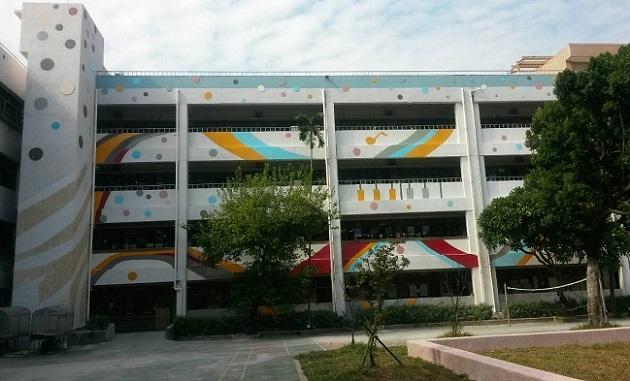 東安企業社-外牆整修拉皮