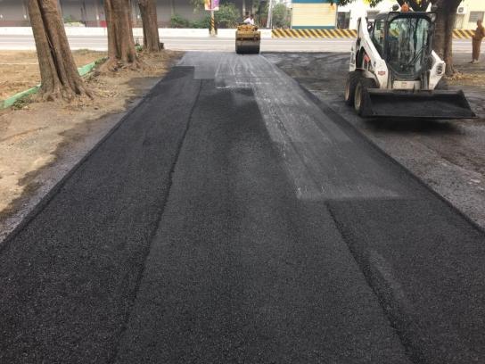 永玖益瀝青道路工程