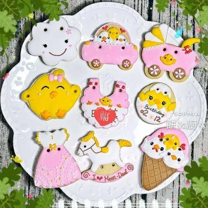 蘇菲亞手工餅乾、婚禮小物