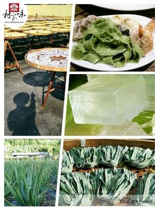 村家味蘆薈吸凍