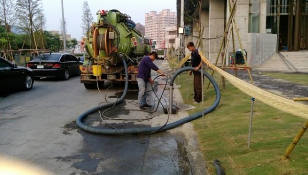 華通清淤工程