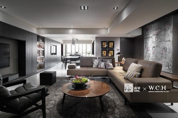 森境x王俊宏 室內裝修設計