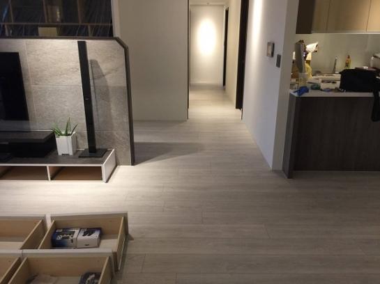 楠成工作室&超耐磨木質地板