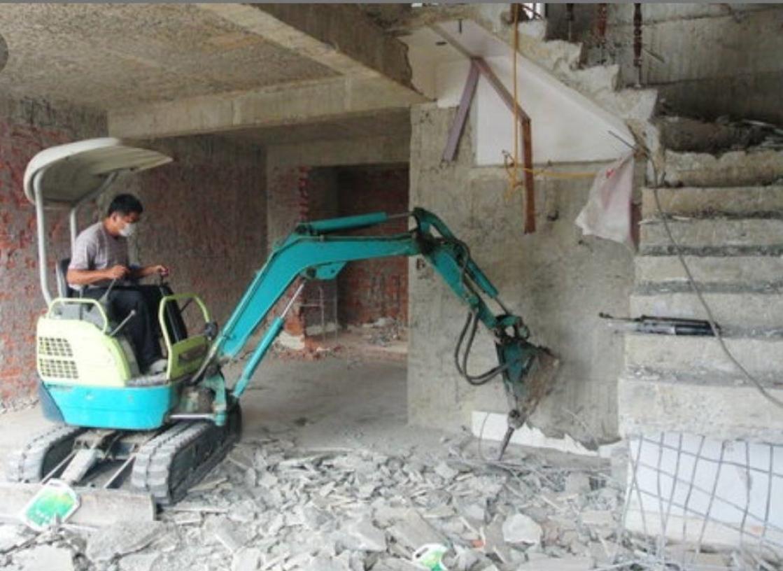 大鋼牙拆除工程-宜蘭拆除工程、宜蘭打石