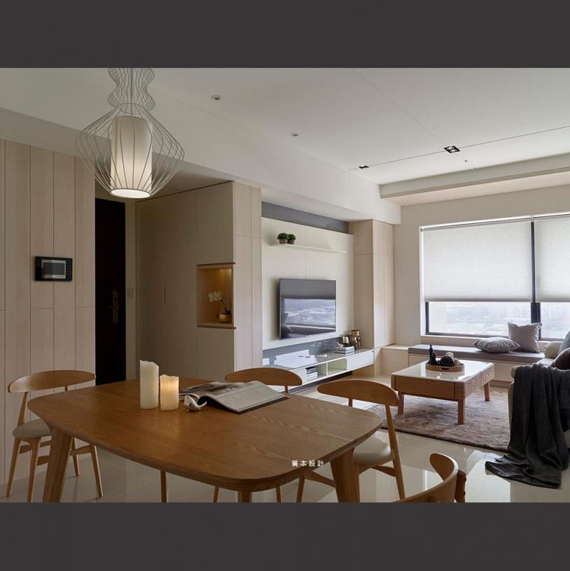 質本設計工作室-宜蘭室內設計