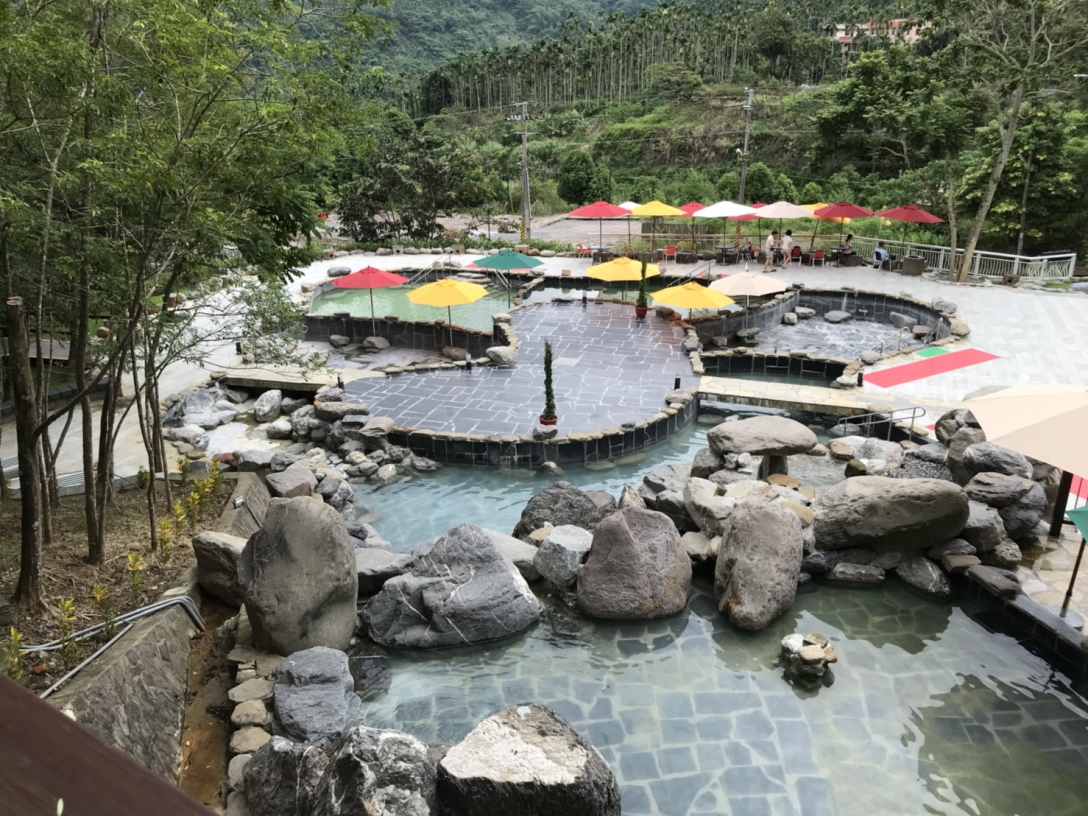 澐水大自然溫泉區