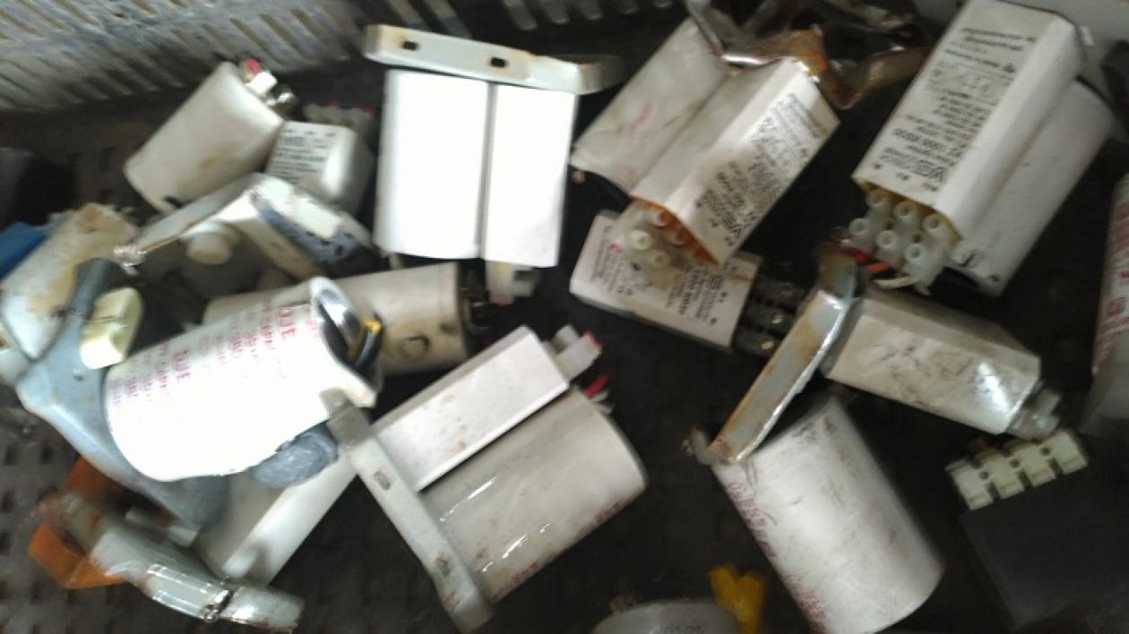 酬勤回收環保公司