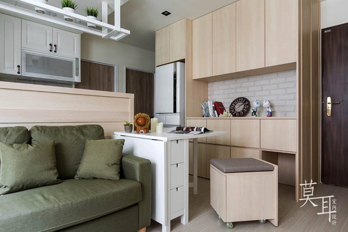 台北室內設計推薦-莫耳室內裝修設計
