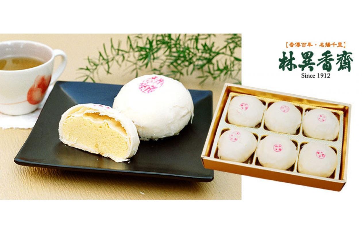台中百年餅店-林異香齋餅店